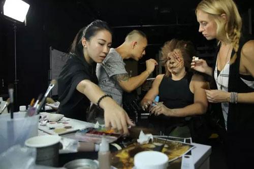 影视化妆设计