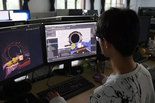 3D动画与视觉特效