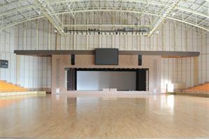 韩国湖南大学文化体育馆